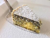 Orange-Poppyseed Sponge Cake