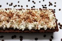 Coffee Cream Tart