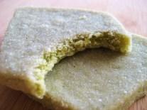 Matcha and Vanilla Bean Sugar Cookies