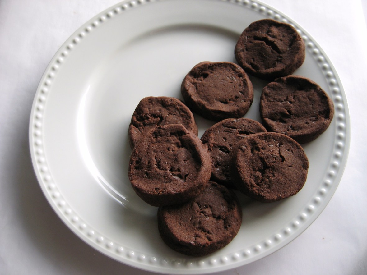 Dorie Greenspan's World Peace Cookies, from Baking: From My Home to ...