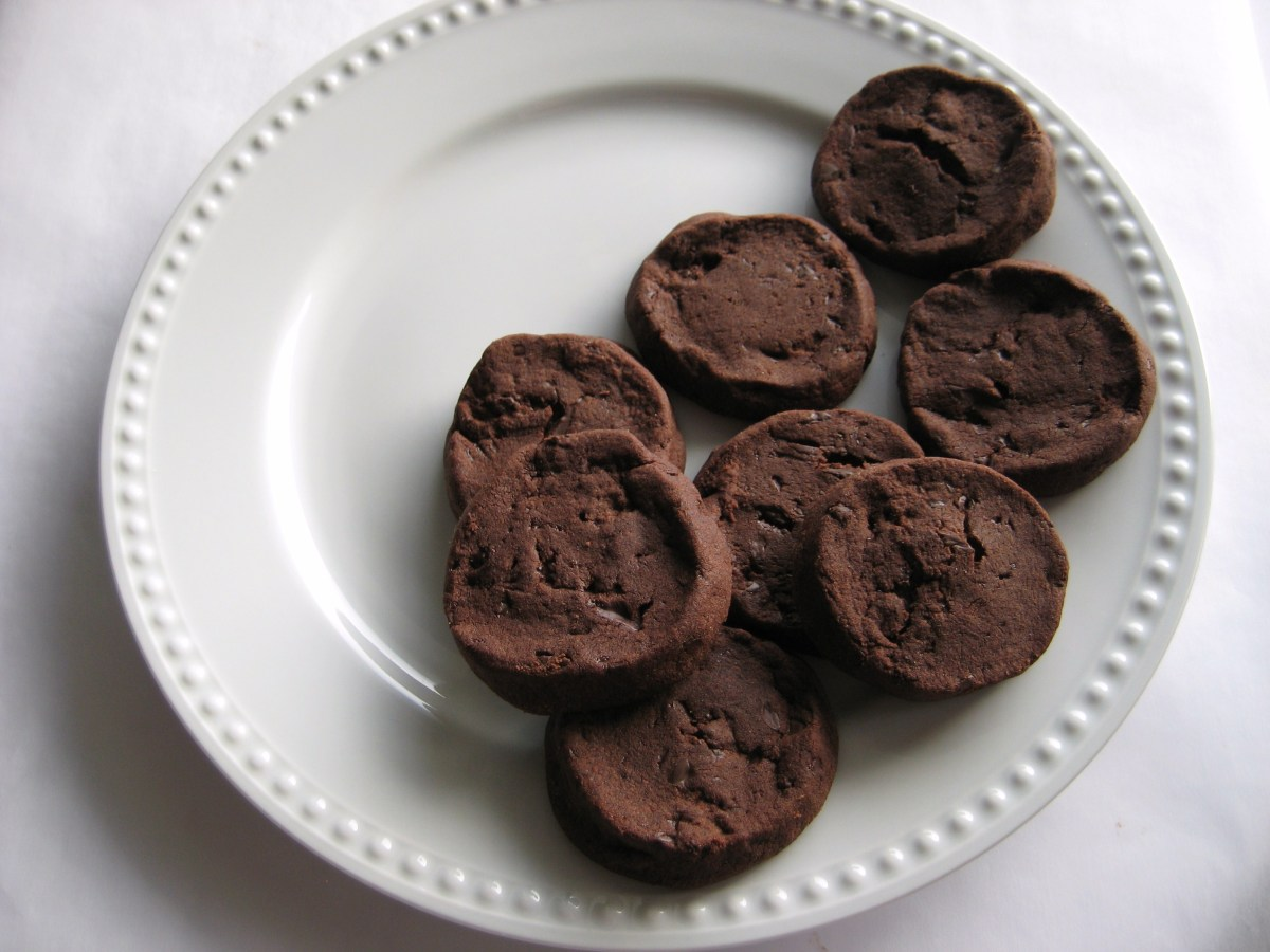 Dorie Greenspan's 'World Peace' Cookies | The Dough House