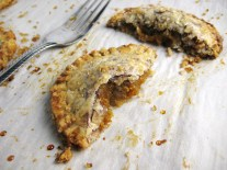 Butternut Squash Hand Pies with Pecan Pastry