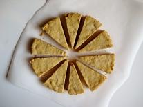 100% Kamut Shortbread Cookies